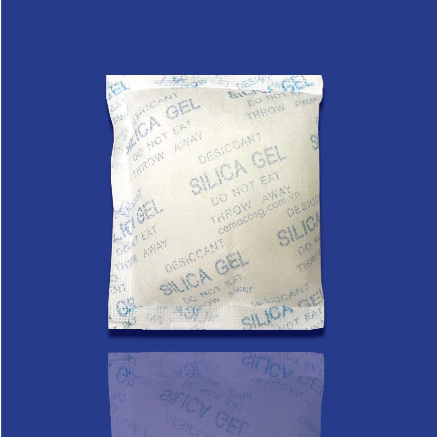 Gói hút ẩm Silica Gel 100 Gram
