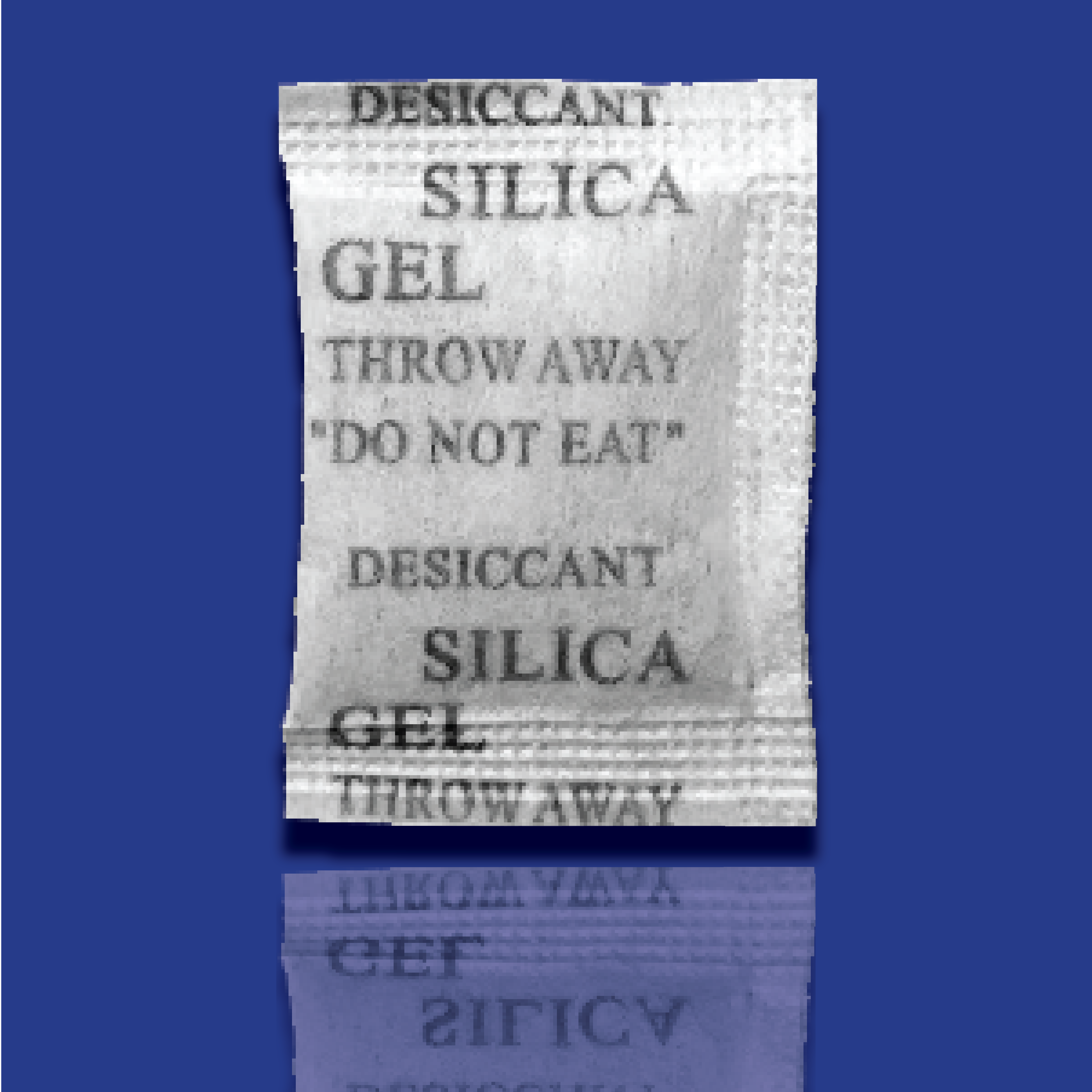 Gói hút ẩm Silica Gel 2 Gram