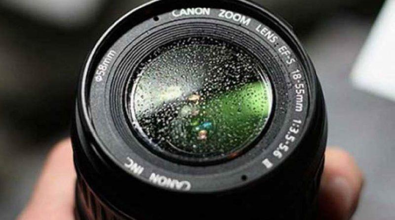 Chống ẩm cho máy ảnh