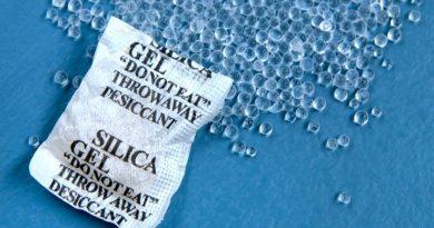 silicagel là gì