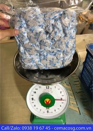gói hút ẩm clay 25g