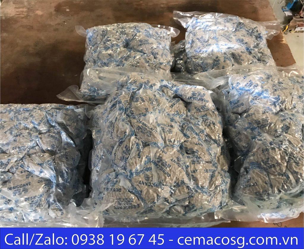 gói hút ẩm clays 5 gram
