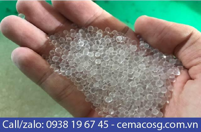 Hạt hút ẩm silica gel
