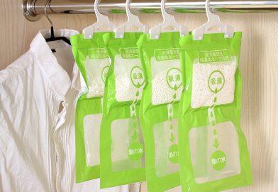 túi hút ẩm tủ quần áo